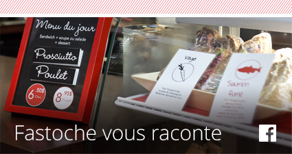 Fastoche vous raconte!