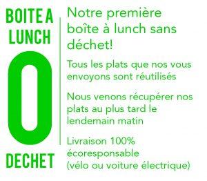 boite à lunch 0 déchets d